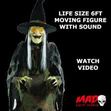 life size rising boogeyman prop halloween monster decoration