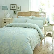 ivory floral jacquard duvet cover set image detail for bedroom