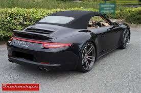 porsche 4s for sale uk porsche 911 991 4s pdk techart cabrio for