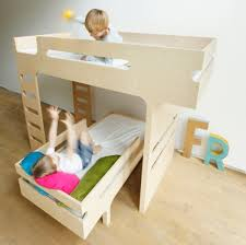 Double The Fun  Stylish Bunk Beds For Kids - Kids bunk beds sydney
