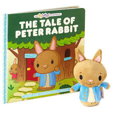 itty bittys peter rabbit stuffed animals storybook itty