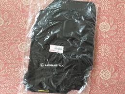 toyota lexus floor mats ga brand new lexus nx floor mats u0026 cargo mat clublexus lexus