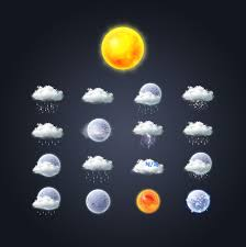 painting weather icon pack android apps on google play