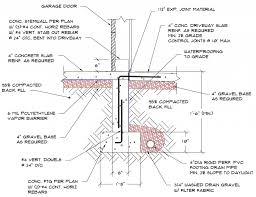 garage foundation design impressive garage design plans 10 garage garage foundation design connecting driveway to foundation with rebar structural