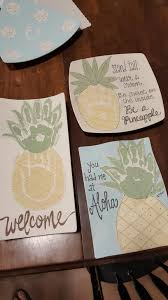 pineapple christmas present ideas w alan u0027s handprints