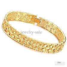 bangles bracelet images Wedding jewelry cuff bangles bracelet 18k gold plated elegant mens jpg