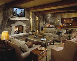Living Room Ideas With Light Brown Sofas Interior Charming Image Of Man Cave Bedroom Decoration Using