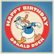Disney Birthday Meme - happy 81st birthday donald duck disney know your meme