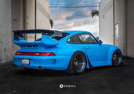rwb porsche insane riviera blue porsche rwb 911 rare cars for sale