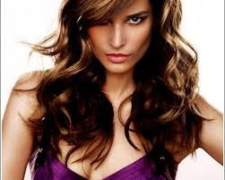 wavy long layered curly hairstyles popular long hairstyle idea