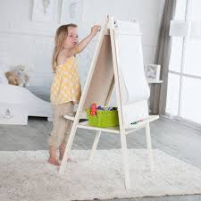 melissa and doug childrens deluxe standing easel hayneedle