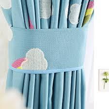 blue nursery curtains 4 types of blue nursery curtains pink