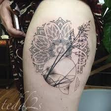 tattoo on leg for women tattoo ornament grass leg tattoo tattoo for women dotwork