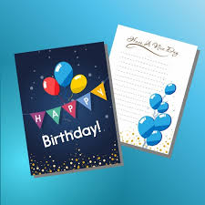 birthday invitation template free vector download 14 715 free