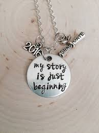high school class necklaces best 25 class of 2016 ideas on graduation ideas