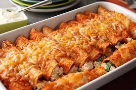 chicken enchiladas kraft recipes