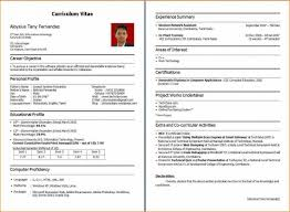 resume format download for freshers bca internet resume format of mca freshers for free download captivating