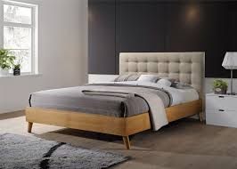image result for modern wooden super king beds with rounded