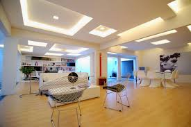 modern ceiling design for living room interior gorgeous image of home interior decoration using light