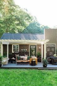 Back Yard House Best 25 Cozy Backyard Ideas On Pinterest Cozy Patio Small
