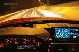 bmw dashboard at night through the night the story of a bmw 3 series touring through a