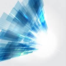 digital backgrounds blue digital background vector free