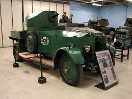 armored vehicles rolls royce armoured car