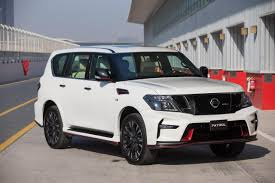 nissan patrol 2017 nissan patrol nismo announced for middle east performancedrive