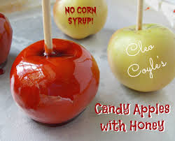 candy apples with honey by cleo coyle jpg