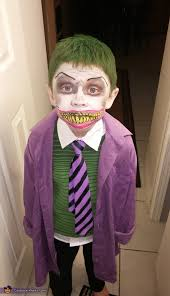Joker Costume Halloween Joker Boy U0027s Halloween Costume
