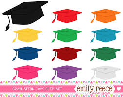 popular items for graduation caps on etsy clip library