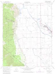 Reston Virginia Map by Topographic Maps Of Lake Tahoe Area