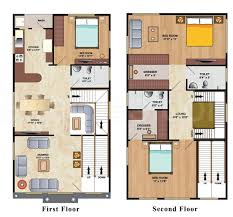 South Facing House Floor Plans House Plans 30x40 Site South Facing Moreover West Facing Duplex
