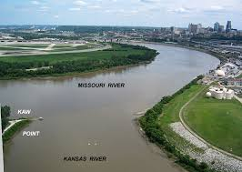 Kansas Rivers images File missouri river at kansas city jpg wikimedia commons jpg