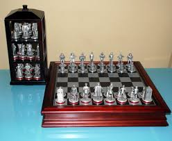the 10 most majestic chess sets for nerds the robot u0027s voice