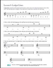 theory worksheets for beginning bands answers free worksheets