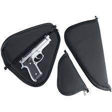 Rug Black Uncle Mike U0027s 52201 Pistol Rug Case Small Walmart Com