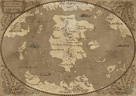 Fantasy Map Maker Map Of Gar U0027nyse