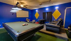 Villas With Games Rooms - orlando pool homes and kissimmee villas
