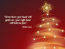 christmas tree and christianity christmas lights decoration
