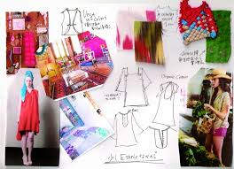 Interior Design Idea Board by Whistling Woods International Of Fashion U0026 Design Student