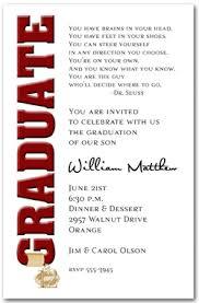 graduation invite the invitation shop party the invitation shop