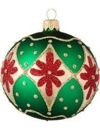 david jones christborn glass bauble ornament with scribble