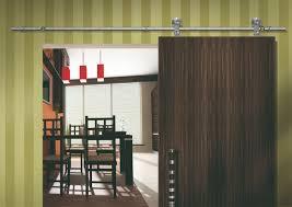 Barn Door Railing by Stainless Steel Door Hardware Contemporary Sliding Door Hardware