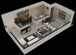 artyug design studio pvt ltd india 3d floorplan render