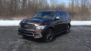 production infiniti qx80 will be revealed at dubai motor show