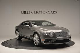 bentley coupe 2016 2016 bentley continental gt w12 stock 6997 for sale near