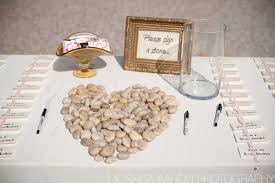 signing rocks wedding guest book wedding guest book stones wedding tips and inspiration