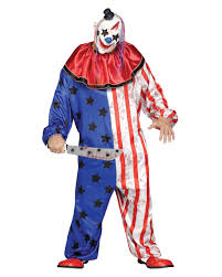 killer clown costume horror circus clown costume with mask plus size