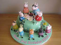 and friends cake peppa pig and friends cake peppa pig and friends cake for flickr